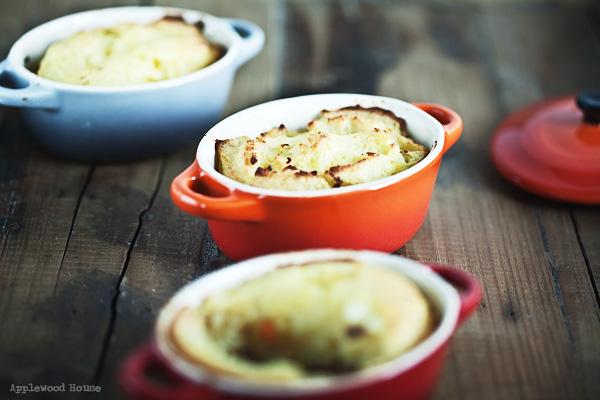Shepherds Pie, Comfort Food für kalte Wintertage