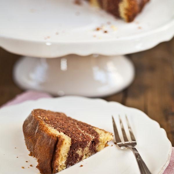 Der beste Marmorkuchen der Welt, das einfachste und beste Rezept!