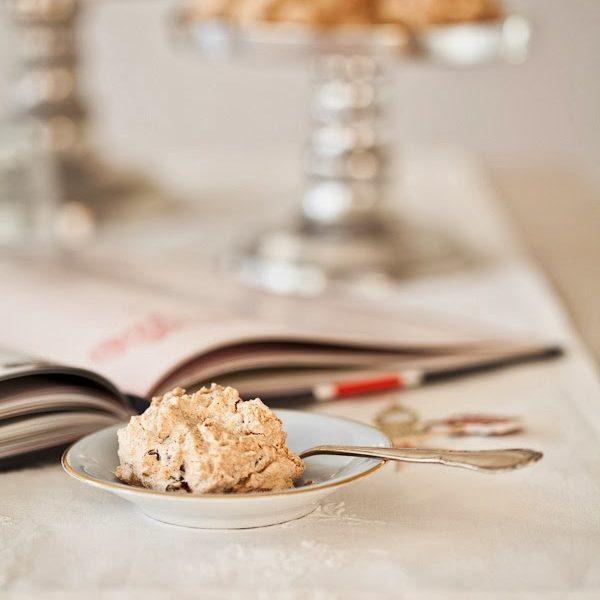 Kokos-Kirsch-Makronen wie im Buckingham Palace, königlich und köstlich!