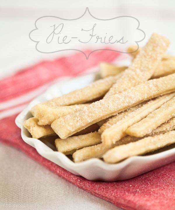 Köstliche Pie-Fries nach einem Rezept von Zuckerzimtundliebe