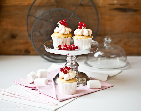 Marshmallow Cupcakes Rezept