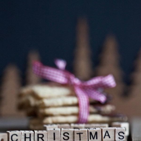 Weihnachtliches Spritzgebäck nach einem alten Familienrezept